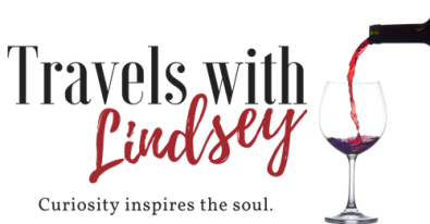 Travels with Lindsey Logo